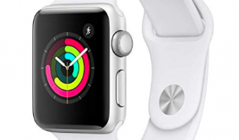 Apple Watch Series 3 GPS 38mm Only $199!