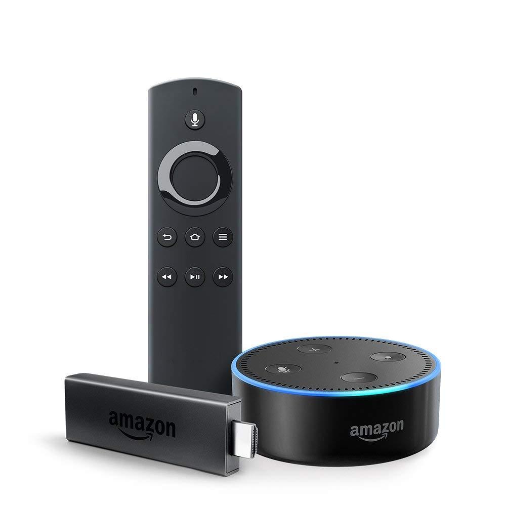Fire Tv Stick über Echo Steuern