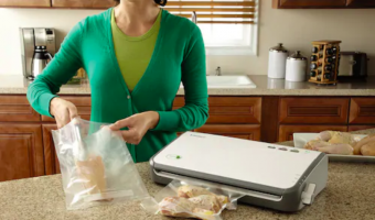 FoodSaver Vacuum Sealing System as Low as $32.99 (Reg. $129.99!)