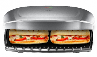 George Foreman 9-Serving Indoor Grill and Panini Press Only $19.99 (Reg. $52.99)