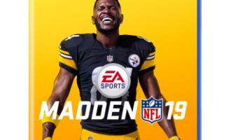 Madden NFL 19 Games Only $29.00 (Reg. $59.99!)