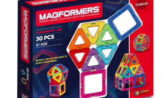 Magformers 30-Piece Basic Set at Best Price!