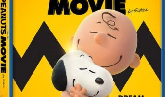 The Peanuts Movie – Blu-ray + DVD + Digital $3.99 (reg. $16.99)