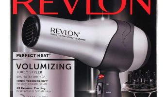 Revlon Volumizing Turbo Hair Dryer $11.43 (was $14.29)