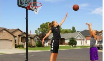 Lifetime Adjustable Portable Basketball Hoop Just $79.99 (Reg. $130)
