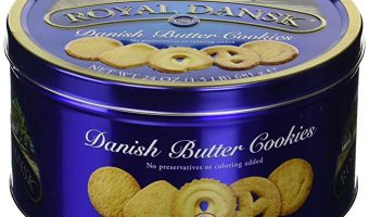Royal Dansk Danish Butter Cookies, 24 oz. $6.96 (was $13.10)