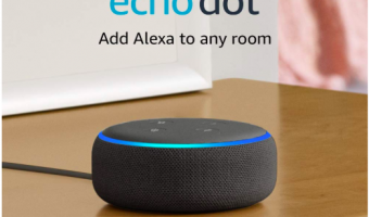 Echo Dots Just $22 for Amazon Prime Members!