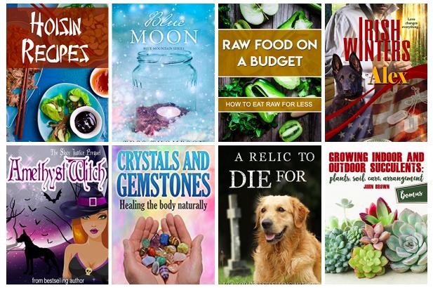 10 Free Kindle Books (11/16/18)