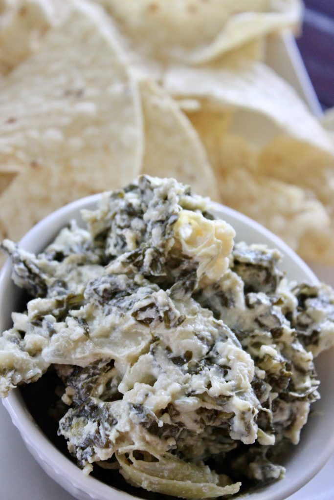 This Spinach And Artichoke Dip Crock Pot Recipe Is Applebee S To The Tee