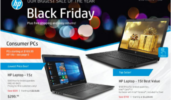 hp black friday deals