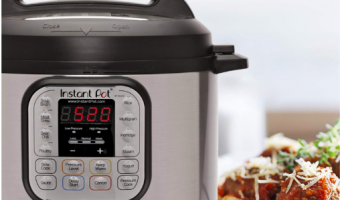 Instant Pot DUO 8 Qt 9-in-1 Pressure Cooker at Best Price!