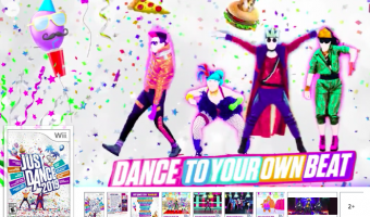 Just Dance Video Games on Sale!