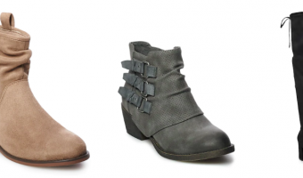 Kohl's.com: Women's Boots ONLY $16.99 (As Low as $11.99 Each!)