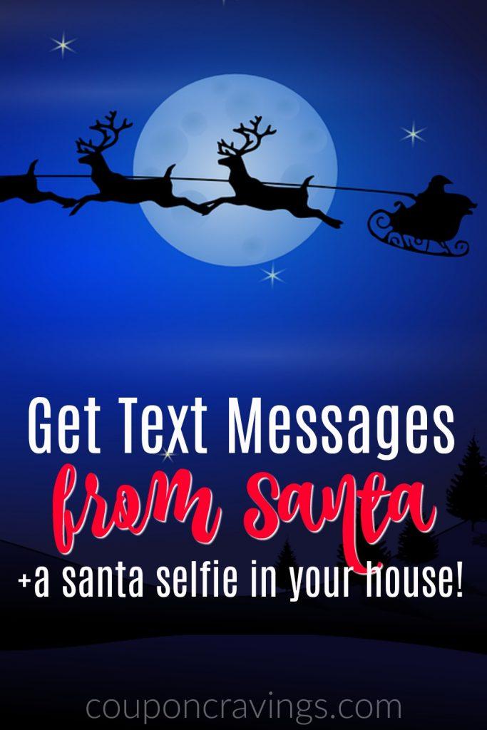 Texts From Santa Coupon