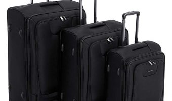 AmazonBasics Luggage Starting At $49.99 Today Only (reg. $69.99+)