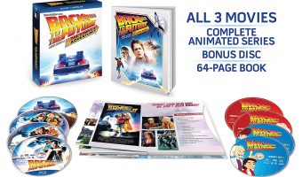 Back to the Future: The Complete Adventures [Blu-ray] $19.99 (reg. $49.99)