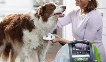 Bissell BarkBath Portable Dog Bath System $49 (reg. $79.99)