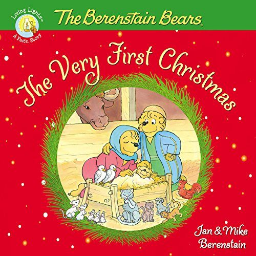 Berenstain Bears Very First Christmas Book $3.32