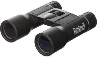 Bushnell Powerview 8×21 Folding Roof Prism Binoculars $12.44 (reg. $22.75)
