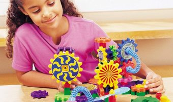 Learning Resources Gears! Gears! Gears! Gizmos Building Set $26.07 (reg $39.99)