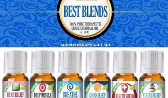 Healing Solutions Best Blends Essential Oil Set $10.59 (reg. $19.99)
