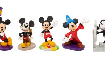 Mickey's 90th Anniversary Collector Set $4.57 (was $9.52)