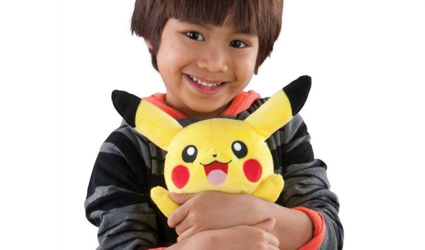 TOMY Pokémon My Friend Pikachu $14.99 (reg $29.99)