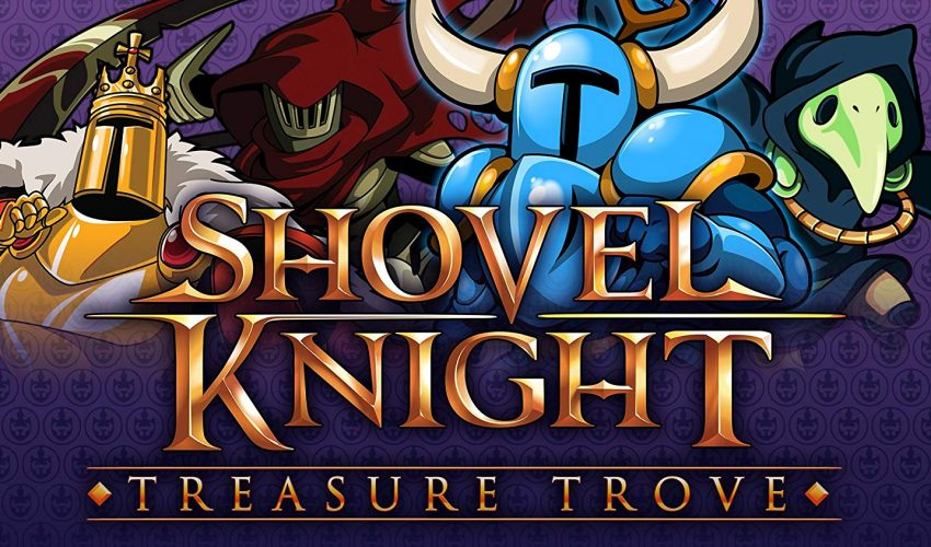 Shovel Knight: Treasure Trove for Nintendo Switch [Digital Code]: $19.99 (reg $24.99)