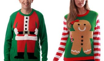 #followme Ugly Christmas Sweaters $20.99 Today Only (reg. $29.99)