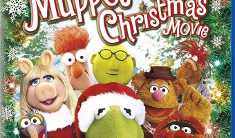 It's a Very Merry Muppet Christmas Movie [Blu-ray + Digital] $5.99 (was $9.49)