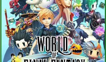 World of Final Fantasy Maxima – Xbox One $19.99 (reg $39.99)