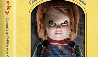 Chucky: Complete 7-Movie Collection [Blu-Ray] $22.99 (Was $34.99)