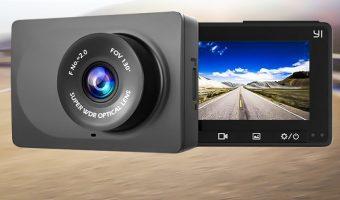 Yi Compact Dash Cam $24.99 (reg. $39.99)