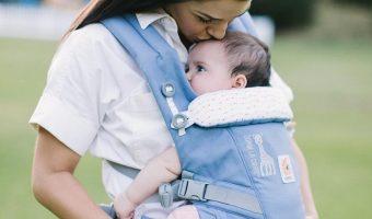 Ergobaby 3 Position Adapt Baby Carrier $87.95 (reg. $139.99)