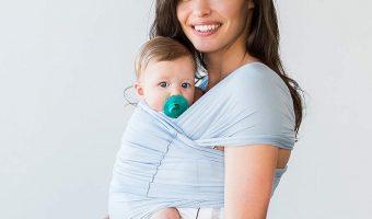 LÍLLÉbaby Tie The Knot Baby Wrap $20 (reg. $49.99)