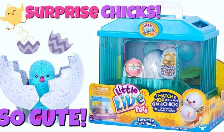 Little Live Pets Surprise Chick House $5.22 (reg. $22.49)