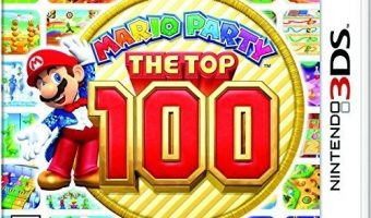 Mario Party: The Top 100 – Nintendo 3DS  $27.99 (reg. $39.99)