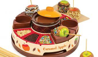 Nostalgia Chocolate & Caramel Apple Party $14.99 (reg. $39.99)
