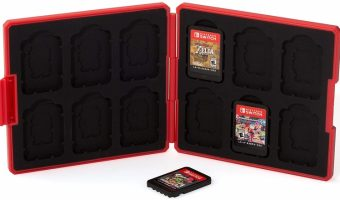 Best Price On Premium Nintendo Switch Game Card Case