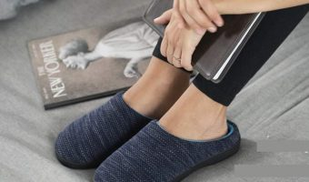 RockDove Women's Knit Memory Foam Slipper $19.99