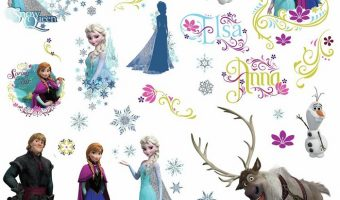 RoomMates Disney Frozen Wall Decal Set At The Best Price