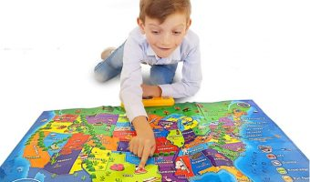 Interactive Talking USA Map $39.79 (reg. $59.99)