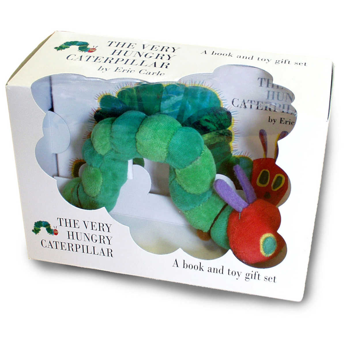 Best Price On The Very Hungry Caterpillar Plush Giant Board Book