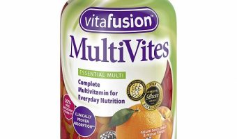 Nice Deal on 150ct. Vitafusion MultiVites Gummy Vitamins with Subscribe & Save