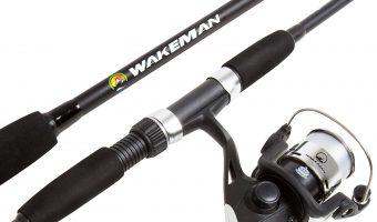 Wakeman Swarm Series Spinning Rod and Reel Combo $9.89 (reg. $24.99)