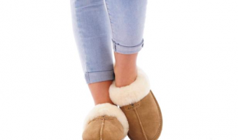 Bearpaw Women's Slippers Ship for $27 (Reg $54.99)