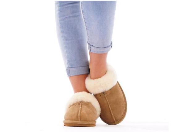 bearpaw slippers