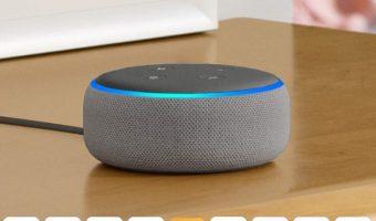 Big Savings When You Buy Two 3rd Generation Echo Dots