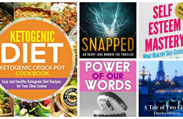 10 Free Kindle Books (01/15/19)