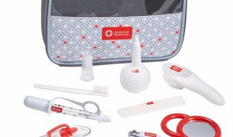Low Price On American Red Cross Deluxe Baby Grooming Kit